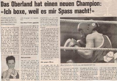 neues vom boxsport